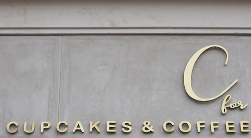 C for cupcakes logo